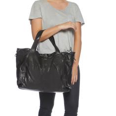 Genuine Leather Phoenix Handbag