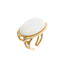 Cleo bone ring