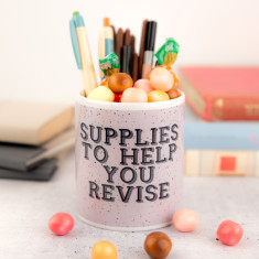 Supplies To Help You Revise Pen Pot