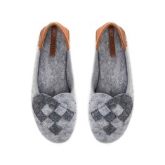 Elskling Felt Slipper - Grey