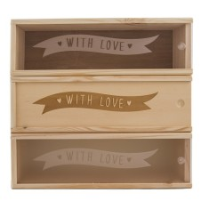With Love Wine Box