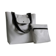 Shoulder bag with Cosmetic case