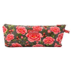 Pencil Case for Back to School in Alexandra Donkey print