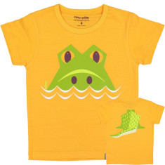 T-shirt Mibo Crocodile