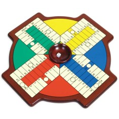 Parchis Automatico Board Game by Pico Pao