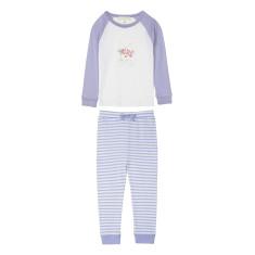 Flora Winter Bunny PJ's