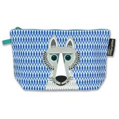 Wolf pencil case