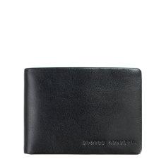 Jonah leather wallet in black