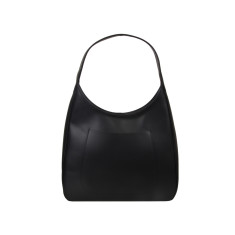 Chloe Black Genuine Leather Bag