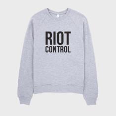 Riot Control sweatshirt jumper