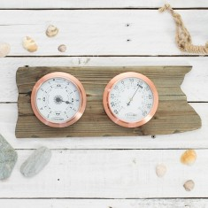 Coastal Adventurer Weather Dial Gift Set