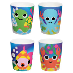 French Bull ocean collection kids' juice cup