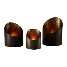 Julien votives (set of 3)