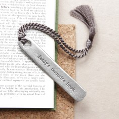 Dad's/Daddy's Favourite Book Bookmark