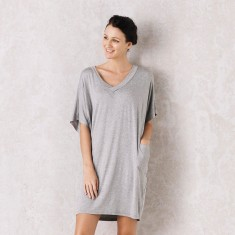 Bomba Tunic In Grey