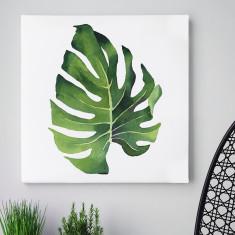 Watercolour Leaf Art