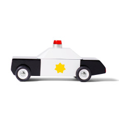 Candylab mini single police toy car