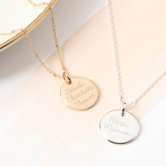 The Motto Necklace