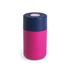 Frank Green smart cup in hot pink, navy & pink blush (multiple sizes)