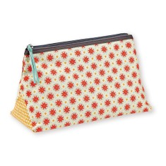 Toiletry Bag In Stars Print