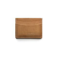 Herbert cardholder wallet in natural
