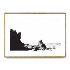 Rugged photographic wall art print