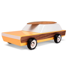 Candylab woodie toy car