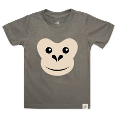 Kid's chimpanzee t-shirt