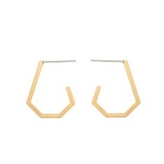 Mitchell Hoop Earrings