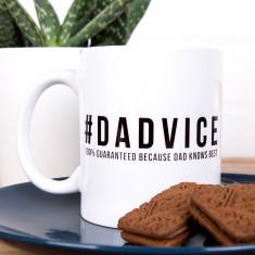 Dadvice Ceramic Mug