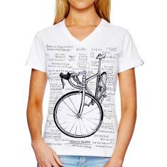 Cognitive therapy women's t-shirt in white