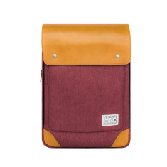 Venque - Flat Mini Red Backpack