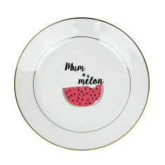 Mum In A Melon Jewellery Trinket Dish