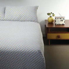 Orla Kiely rockpool quilt cover set (includes 2 pillowcases)
