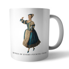 Naughty Mug for Ladies