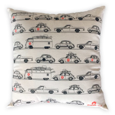 Car enthusiasts Cushion