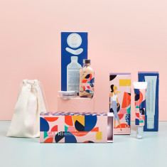 Hand & nail gift set - Capri