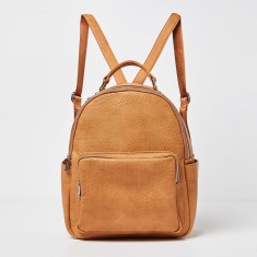 South Bag Vegan Leather Backpack (Various Colours)