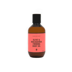Olive & madacamia firming body oil