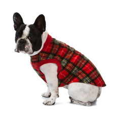 Doggy Pyjamas - Red Tartan