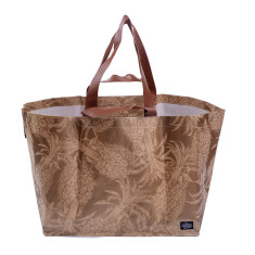 Our Lieu Gold Beach Bag