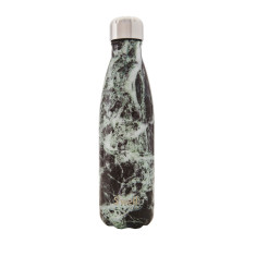 S'well insulated stainless steel bottle in Element Baltic Green Marble