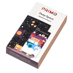 Primo Toys Adventure Pack Map & Story Book - Deep Space