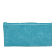Leather Coat Wallet in various colours