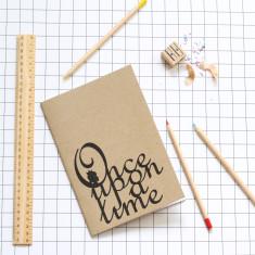 Fairytale notebooks (various styles)