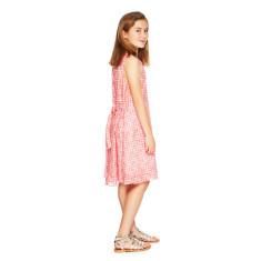 Floaty dress in snappy