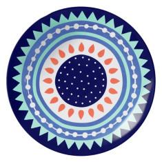 Ziggy round melamine platter