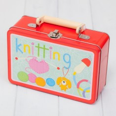 Childrens Starter Knitting Kit