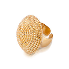 Anemone Ring In Gold