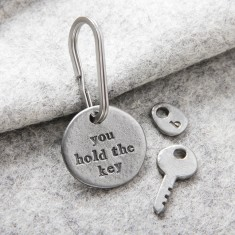 You Hold The Key Key Ring